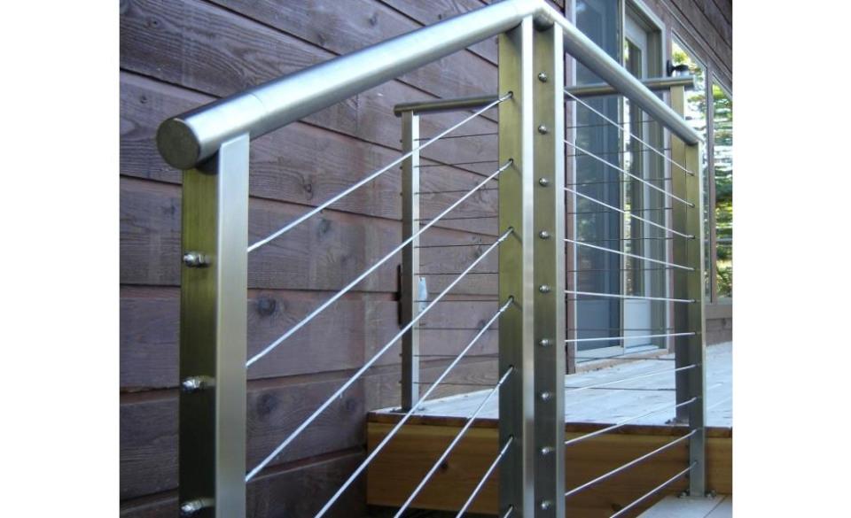 Ανοξείδωτη σκάλα inox316.gr